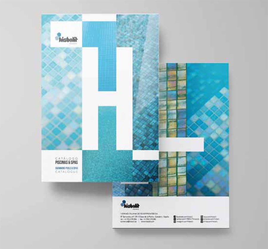 New Hisbalit catalogue for Swimming Pools
