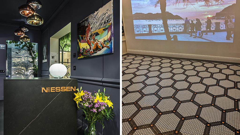 Mosaic Floor | Art Factory Hisbalit