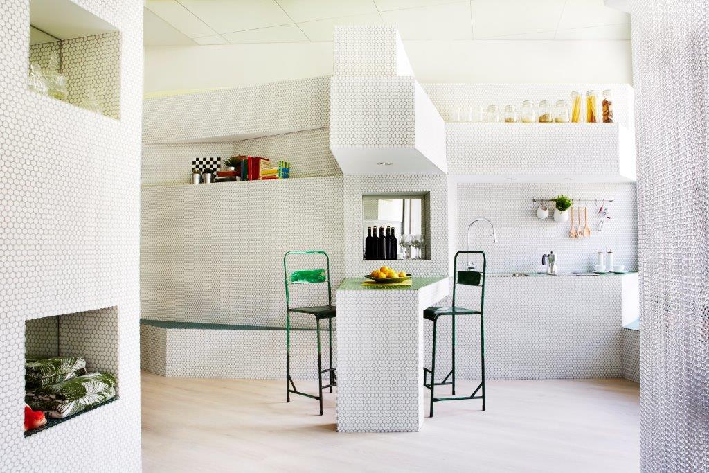 Proyecto-hisbalit-Perímetro loft | Casa Decor-
