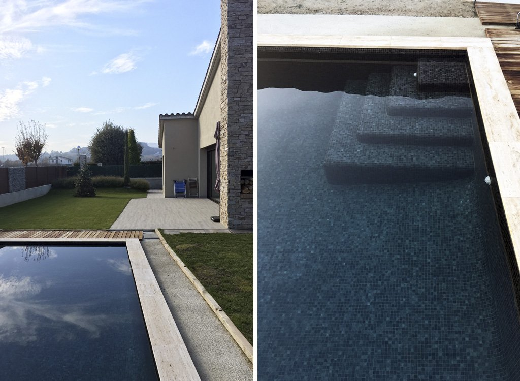 "Proyecto-hisbalit-Piscina privada ""Black Edition""-"