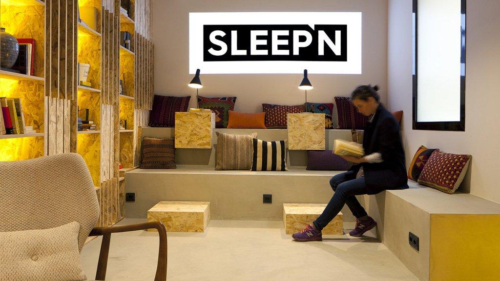 Proyecto-hisbalit-SLEEP'N Atocha-