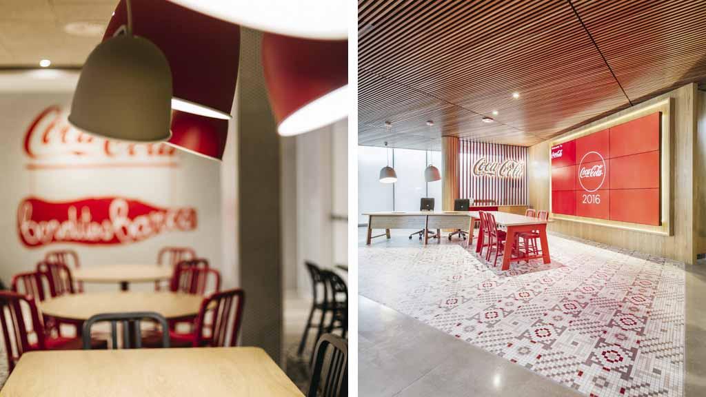 Proyecto-hisbalit-Oficinas Coca Cola-