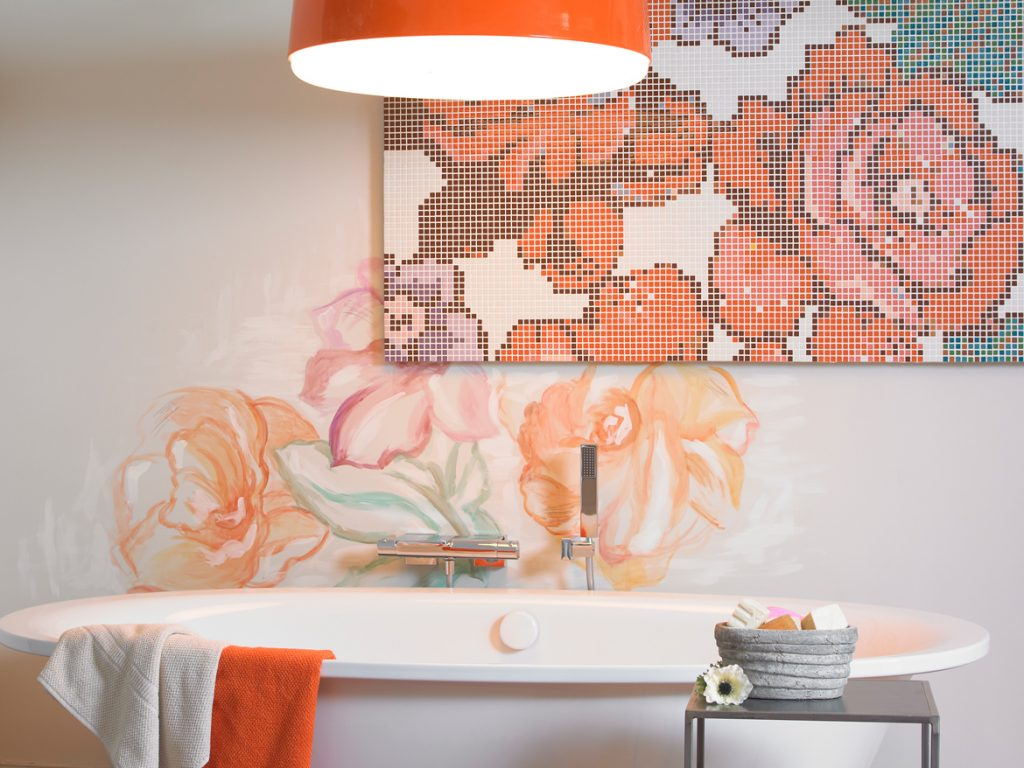 Proyecto-hisbalit-Flower power | Casa Decor-