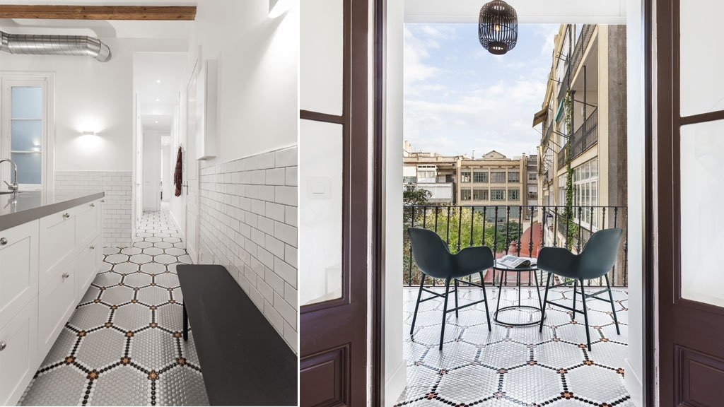 Proyecto-hisbalit-Vivienda privada Barcelona-