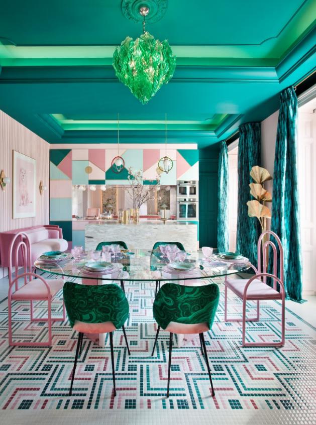 Osadía Rebel Kitchen, mejor proyecto Casa Decor 2018