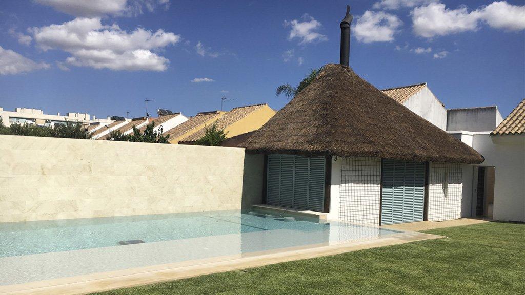 Proyecto-hisbalit-Piscina privada. Cádiz-