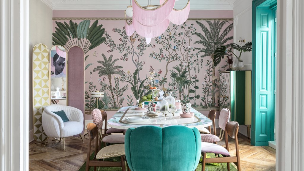 Proyecto-hisbalit-Tropical Lunch | Casa Decor-