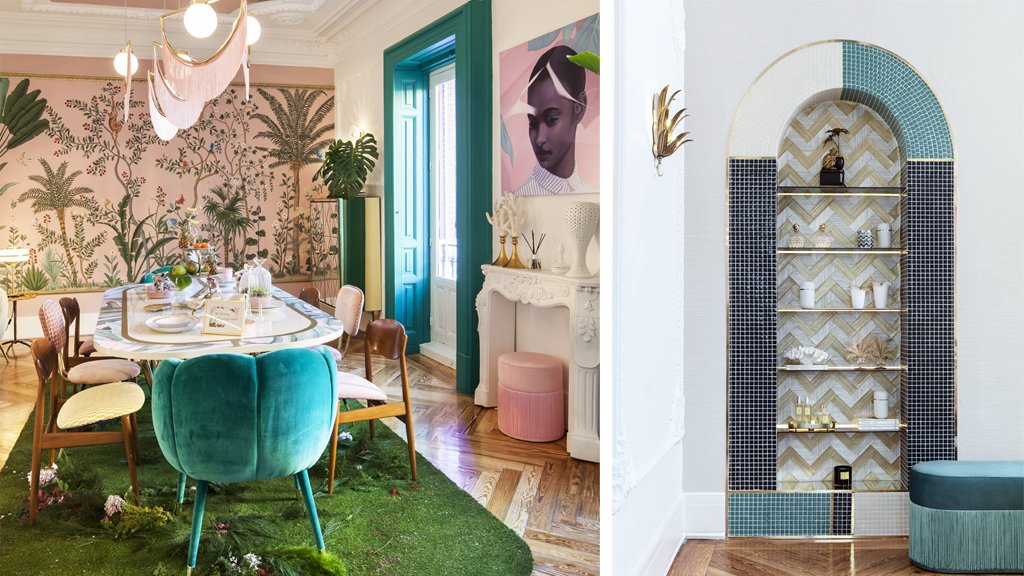 Proyecto-hisbalit-Tropical Lunch   Casa Decor-