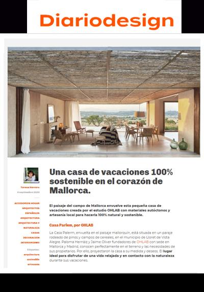 Diario Design (septiembre)
