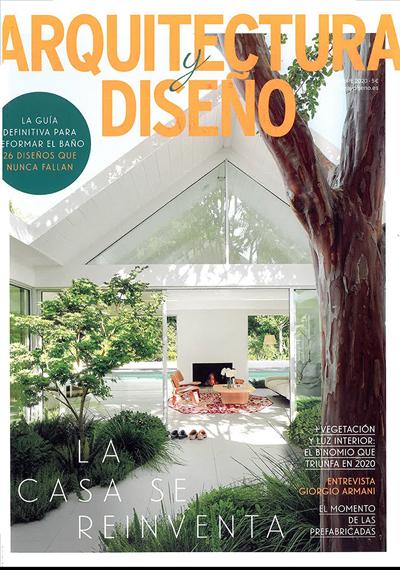 Arquitectura y Diseño (septiembre)