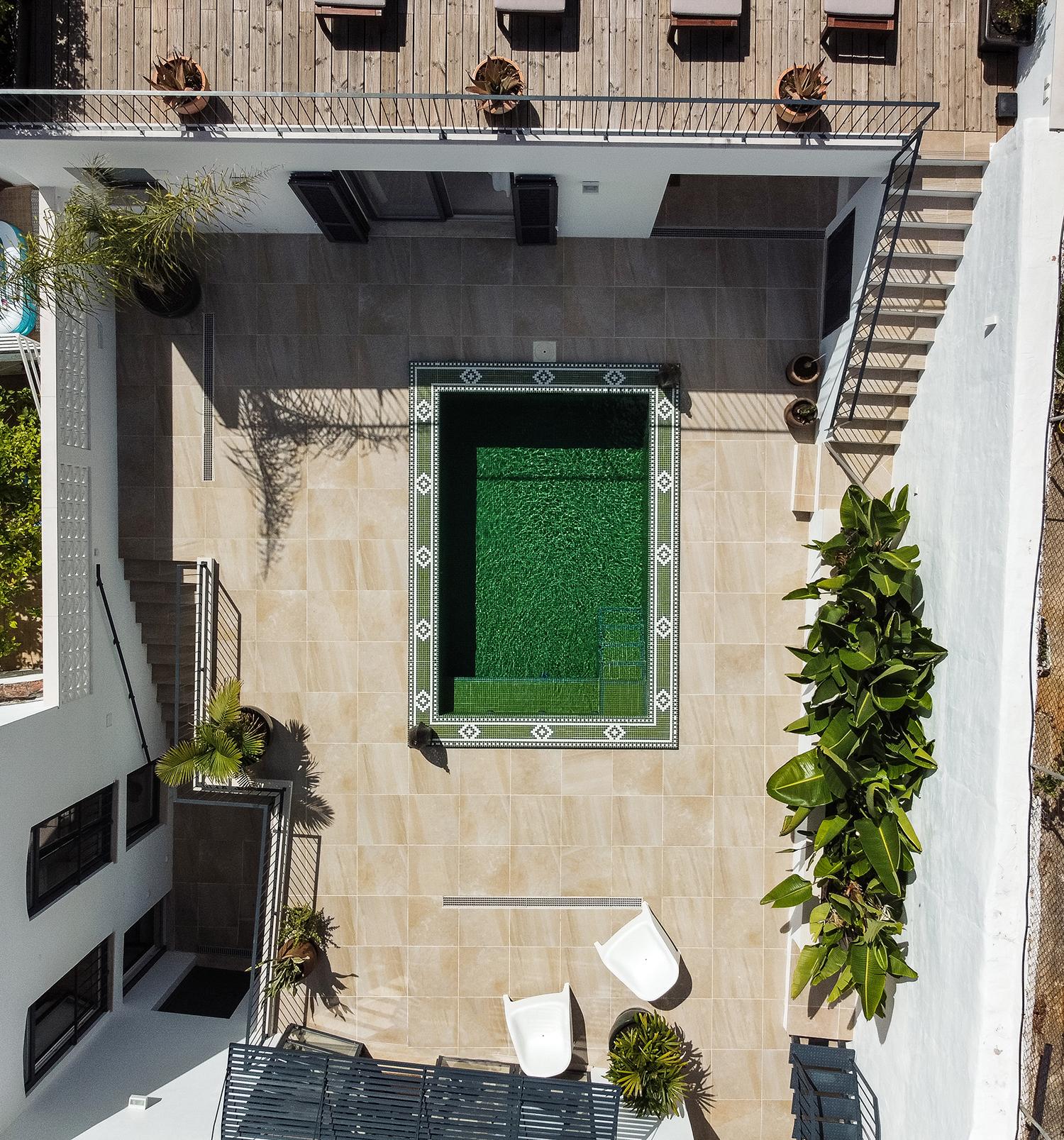 Proyecto-hisbalit-Piscina Casa Mourisca-