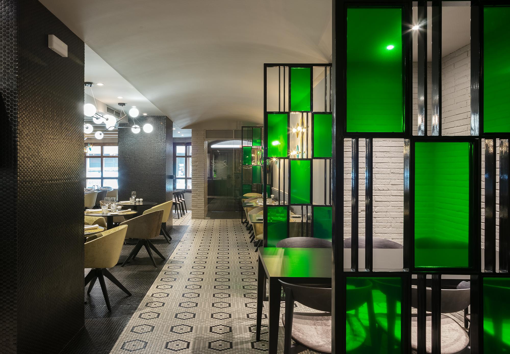 Proyecto-hisbalit-Comedor NH Logroño | Radial + Unicolor 101 | Art Factory-