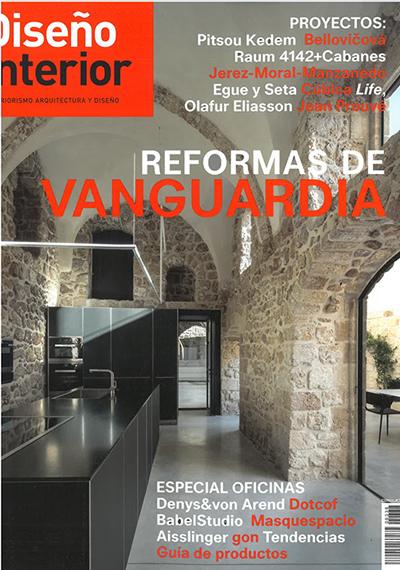 Diseño Interior (mayo)