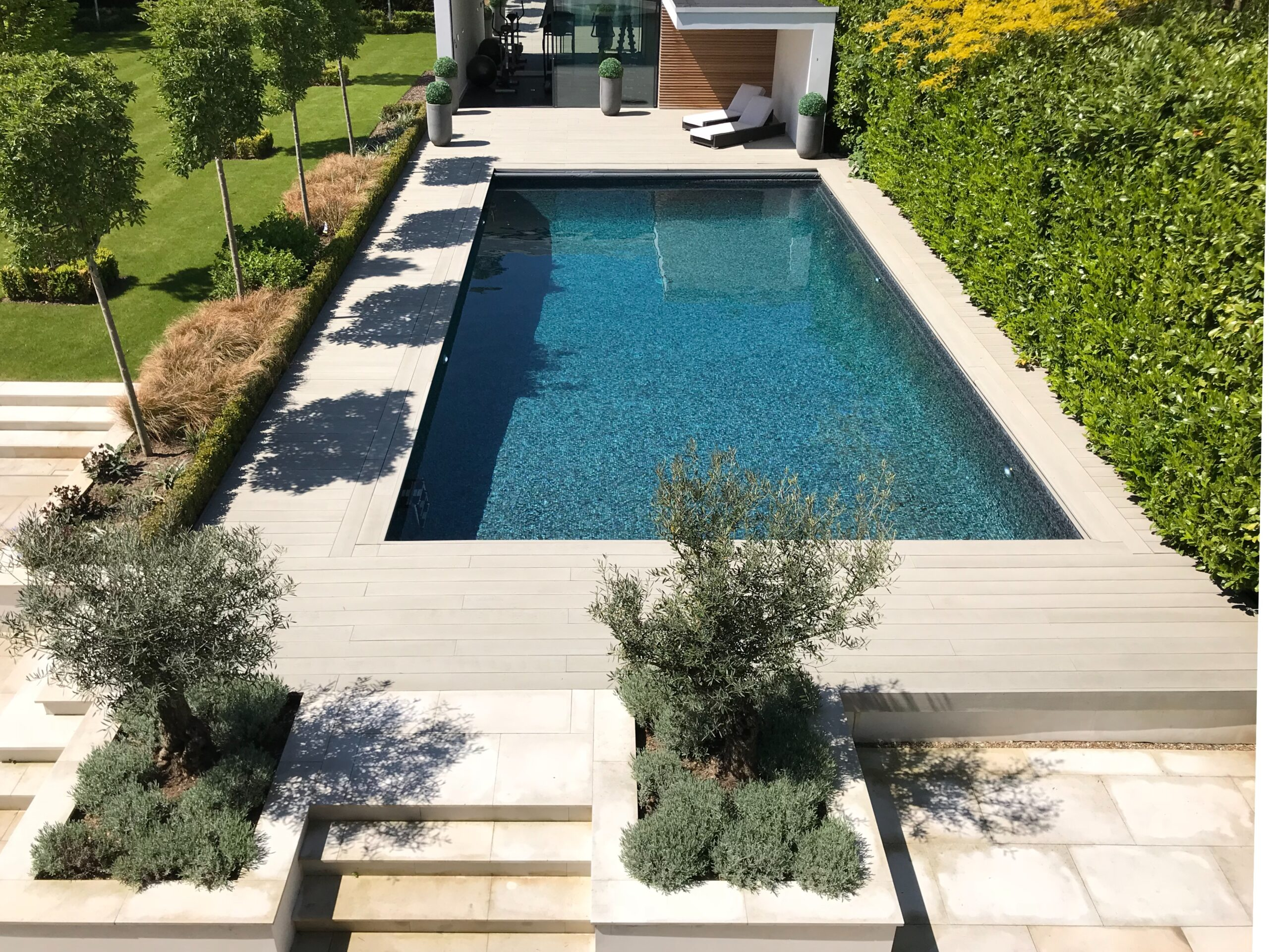 piscina langre water mix mosaic company 2 1