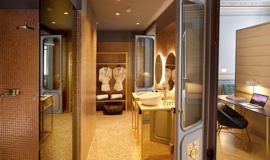 Fotografía: Hotel AXEL Madrid