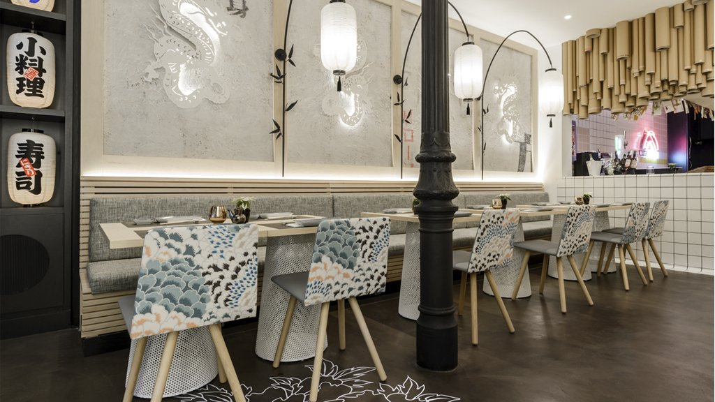 Restaurante Chic Shushi   Pepe Leal
