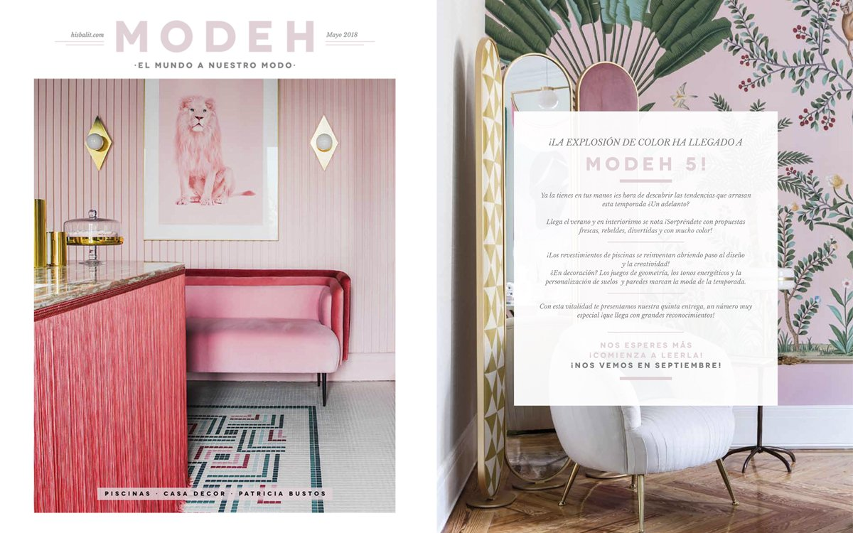 Revista Hisbalit Modeh 5