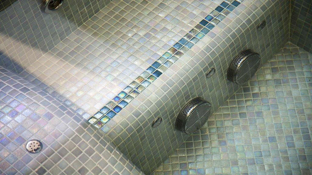 Piscina privada The Mosaic Company
