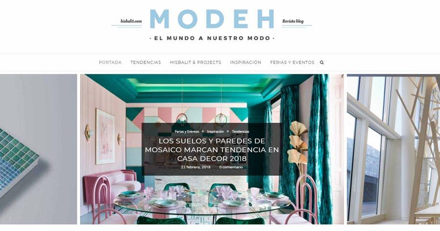 Blog Hisbalit MODEH