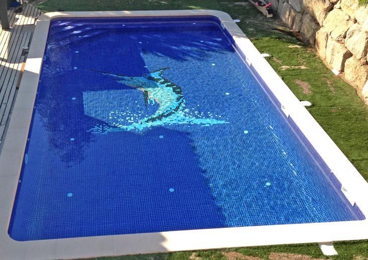 Dibujos hisbalit mosaico hispano italiana de for Diseno de piscinas pdf