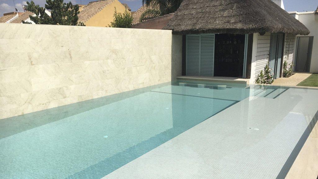 La piscina interior que arrasa en reino unido mosaico hisbalit ent rate aqu - Proyecto piscina privada ...