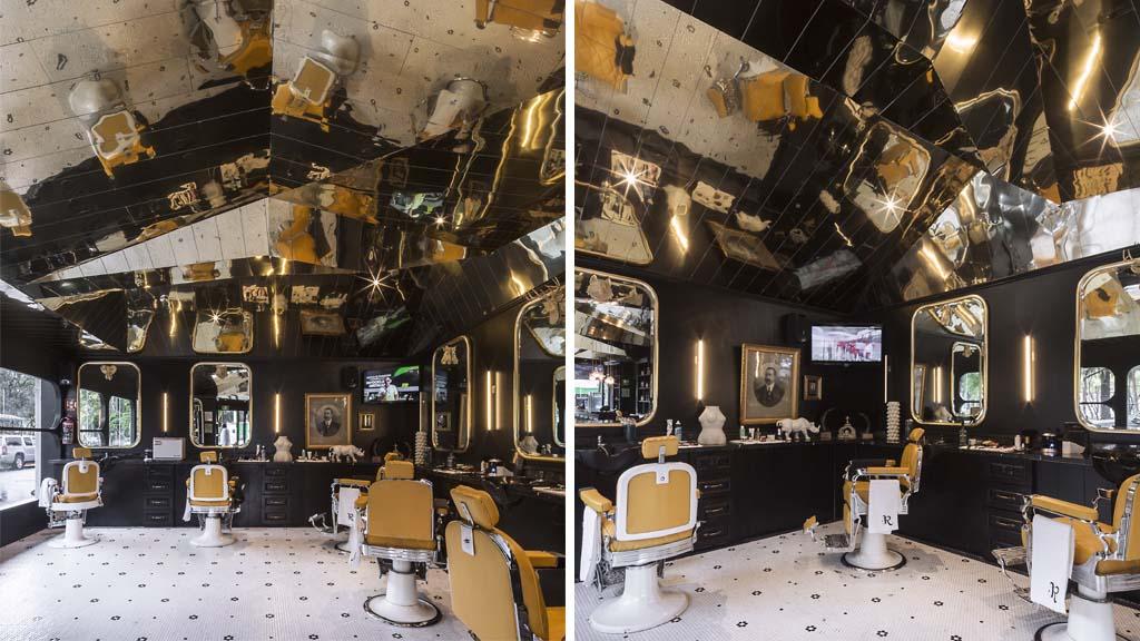 Barbería Royal