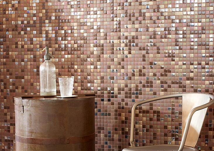 Texturas hisbalit mosaico hispano italiana de for Faience petit carreaux